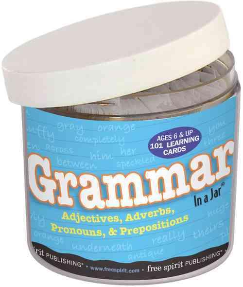 Grammar in a Jar By Free Spirit Publishing (COR)